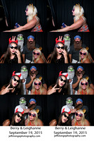 Barry & Leighanne Photo Booth